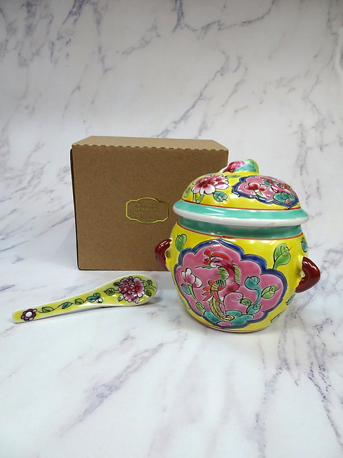 Kamcheng Phoenix with spoon in box