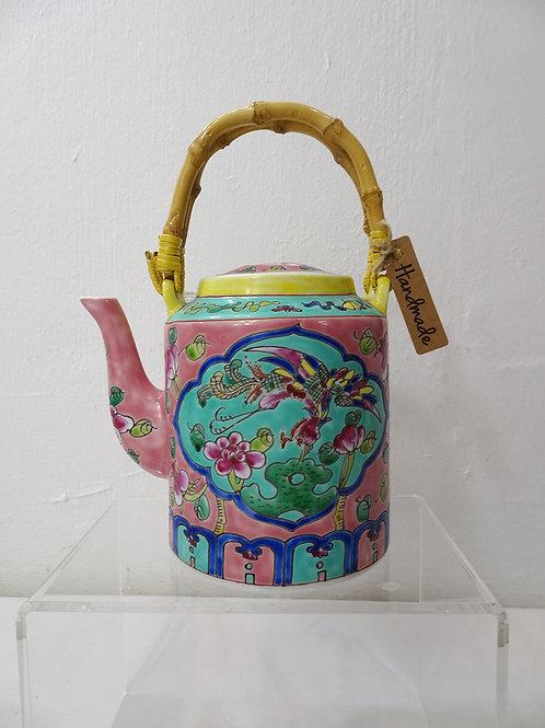 Tea Pot Phoenix Pink (C)