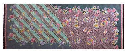 peranakan batik pagi sore hokokai singapore indonesia