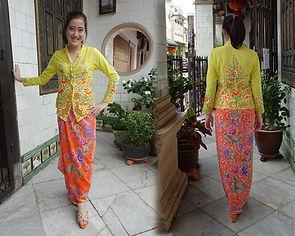 peranakan culture kebaya Singapore nyonya nonya