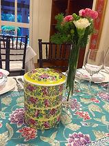 peranakan porcelain tiffin singapore nyonya