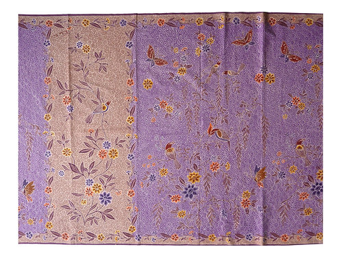 Sarong Bird, Butterfly Sandstone-Purple