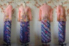 peranakan culture hand drawn batik Singapore sarong butterfly kebaya