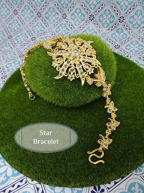 Bracelet Vintage Star