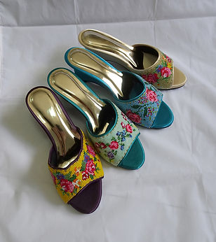 nyonya nonya shoe bead peranakan singapore