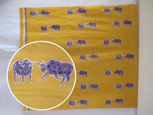 Hipwrap ox yellow