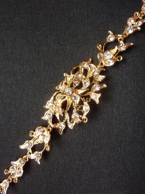Peranakan Bird Bracelet Vintage Style
