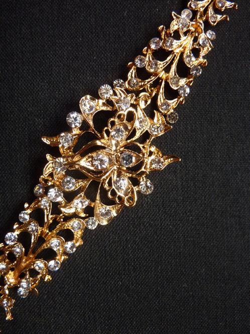 Peranakan Butterfly Bracelet Vintage Style