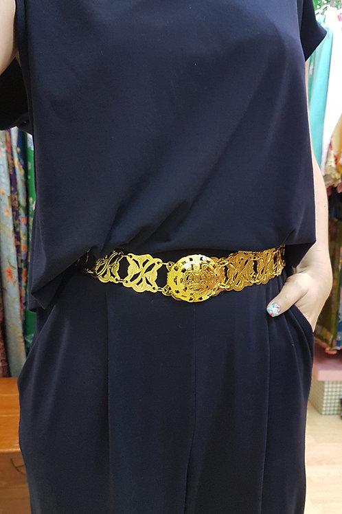 Gold Belt Adjustable (Large)