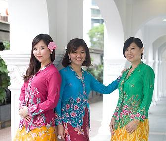 nyonya nonya kebaya embroidery singapore