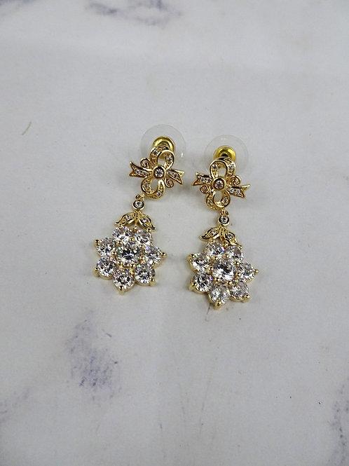 Peranakan Dangling Earring
