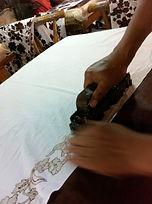 peranakan batik stamp sarong singapore