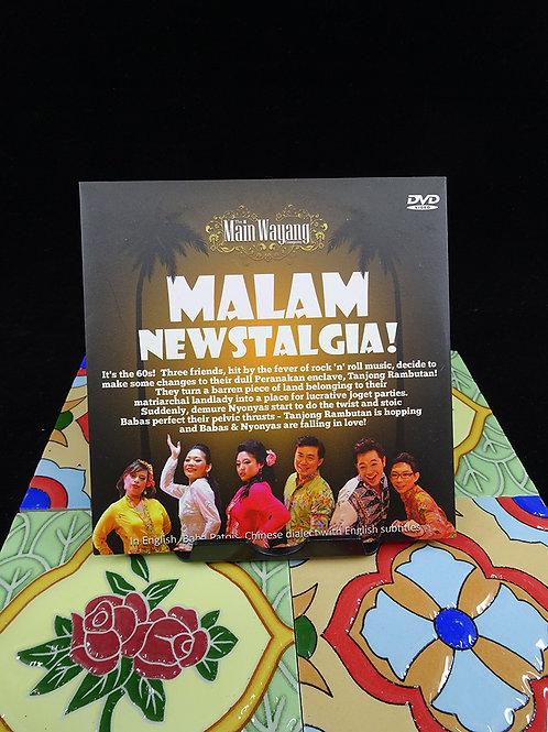 Malam Newstalgia! DVD
