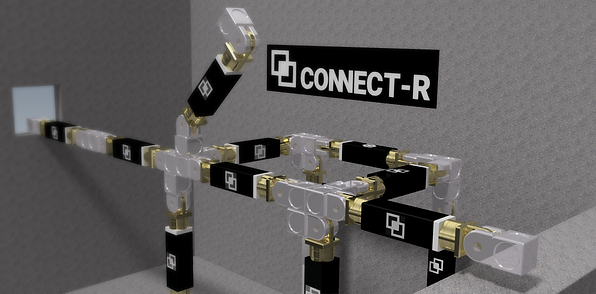 Connect-R robot prototype