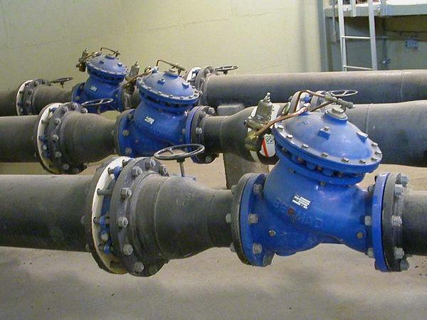 Válvulas de alta presión