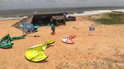 Kappalady Lagoon Beach Hut