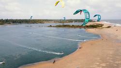 Kitespot Sri Lanka - Kappalady Lagoon