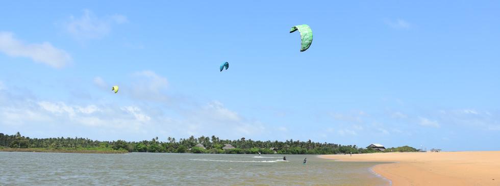 Learn Kitesurfing Sri Lanka