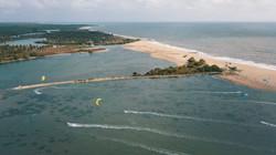 Kappalady Lagoon Sri Lanka