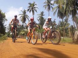 Cycling Kalpitiya