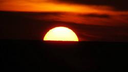Sunset Kappalady Sri Lanka