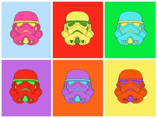 Exhibitions & Star Wars