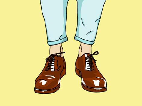 Sockless Wonder