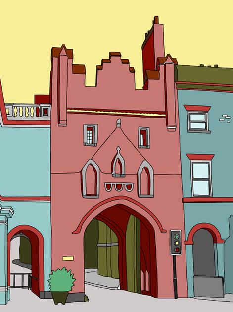 North Gate (Beverley)