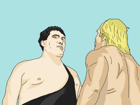 Andre vs Hogan