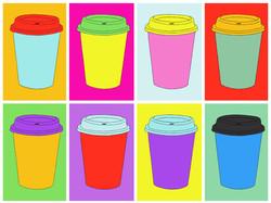 Coffee Cup 8