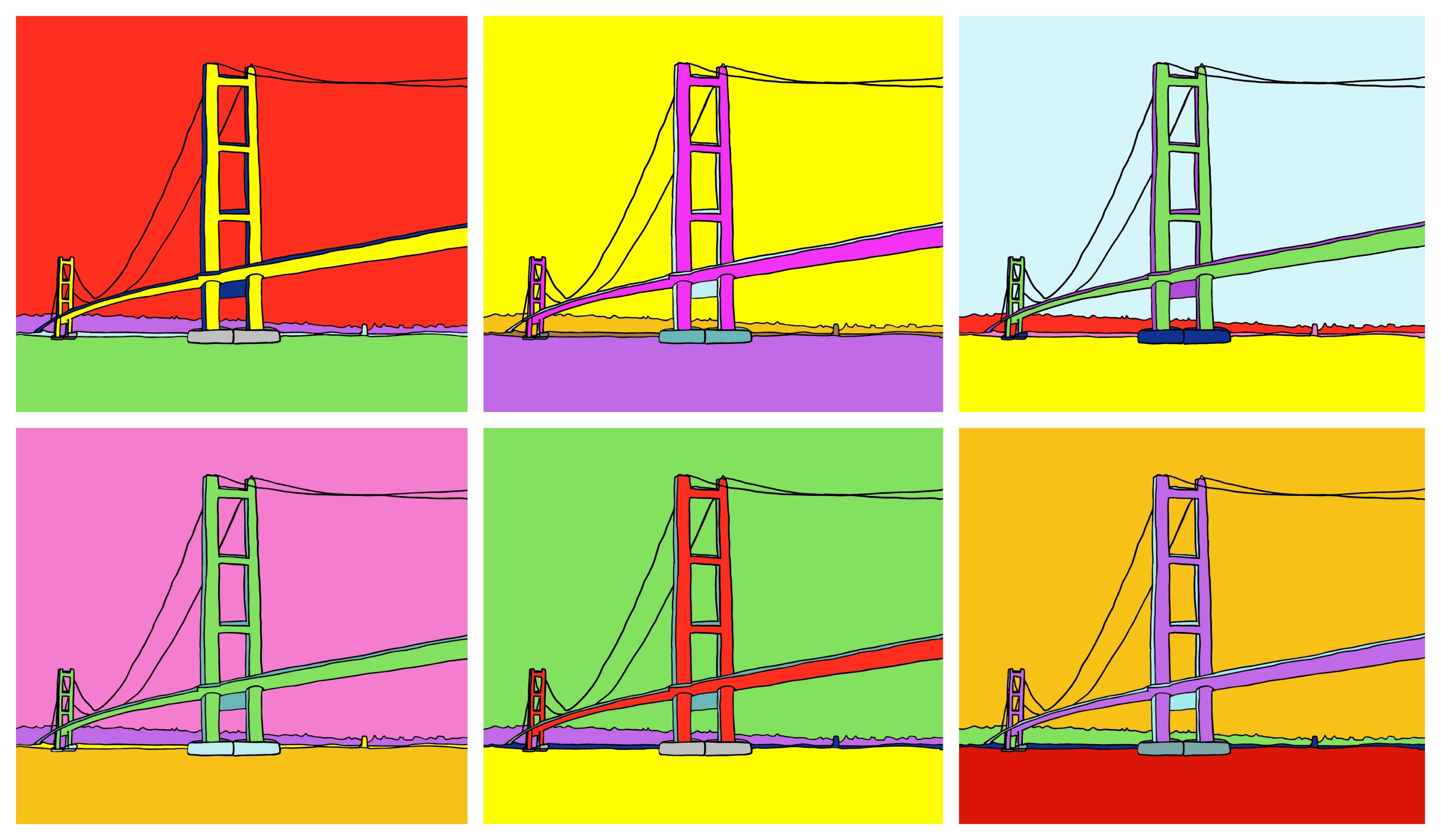 Over the Bridge V3