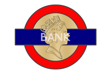 Bank Tube Sign