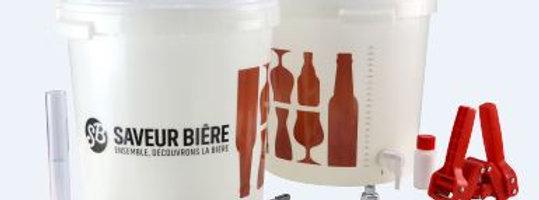 ערכה מלאה להכנת בירה