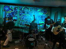 Chantal Marie and the Road Band guest showcase, Passport Restobar, Jan 9, 2020
