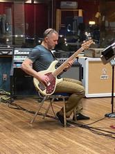 Marc Beaudin.  Bassiste. Multi -Instrumentaliste