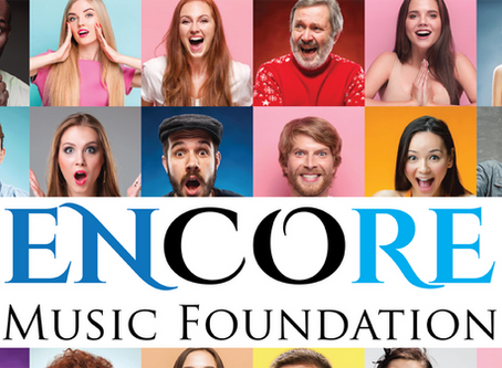 Encore Music Foundation Launches