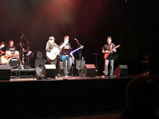Chantal Marie and the Road Band at Festival Place, Sherwood Park, AB, 2017