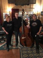 Chantal Marie, Gerard Murray, and Jeff 'JJ' Lisk