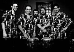 Maddrum Sonando (Latin/Caribbean band), Madison, WI, 2001