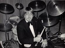 """Jeff """"JJ"""" Lisk, Chicago, IL, 1986"""