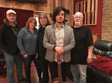 Bob Kitt, Chantal Marie, JJ, Kao Kazlauckas, Dan Sinasac of Dan Lyn Studio