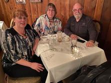 Chantal Marie, Jeff JJ Lisk et Robert Auger