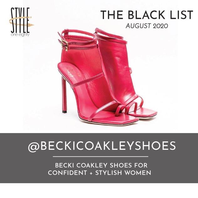 @BeckiCoakleyShoes