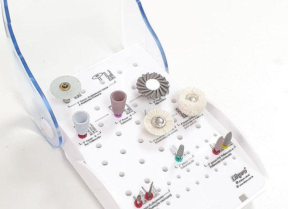Kit Acabamento e Polimento Rafael Calixto DHPRO