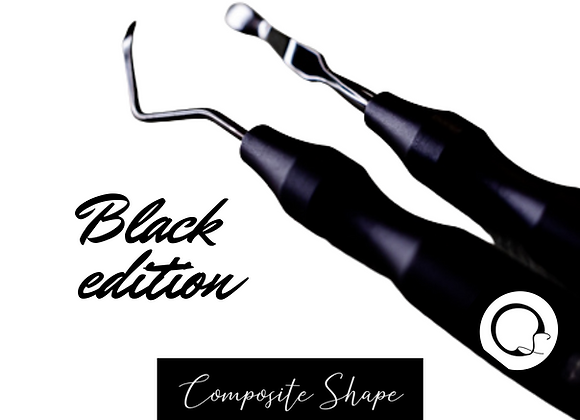 Kit Composite Shape Black Edition