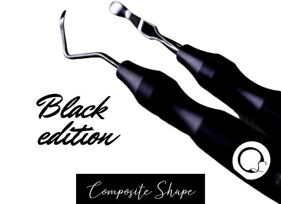 Kit Composite Shape Black Edition