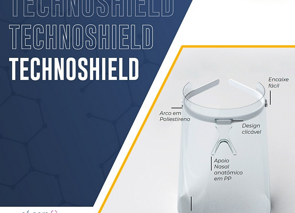 Máscara de Proteção  TechnoShield