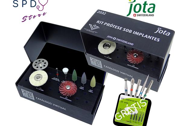 Kit Jota Protese sobre Implantes by Victor Clavijo