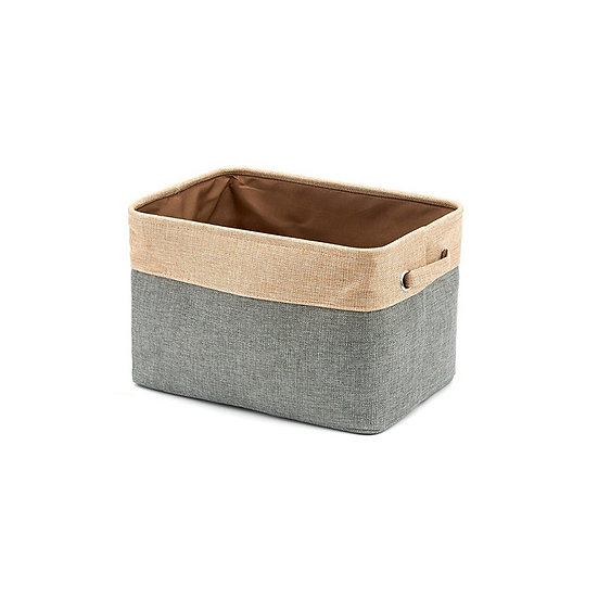 Pet Toy Collapsible Canvas Storage Bin