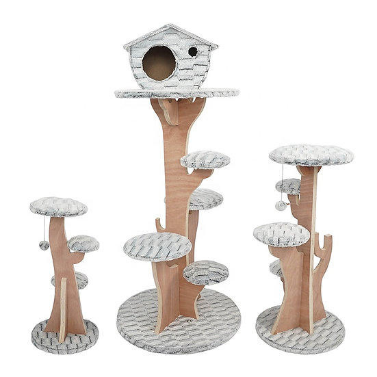 Luxury Climber Tree House